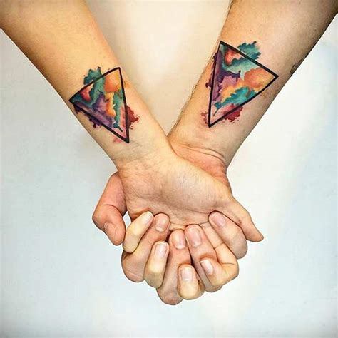 61 cute couple tattoos that will warm your heart page 5