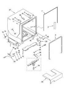 Kitchenaid Dishwasher Parts Store Size