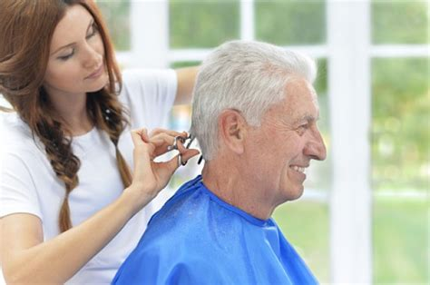 price of senior mens haircut at great clips haircut cost at senior center independent living for