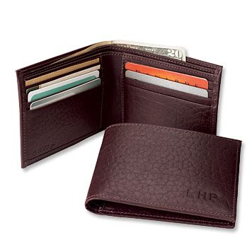 mens wallet american bison thinfold leather wallet orvis