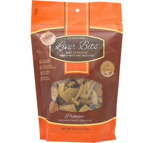 liver treats for dogs liver bits treats for dogs 4 oz