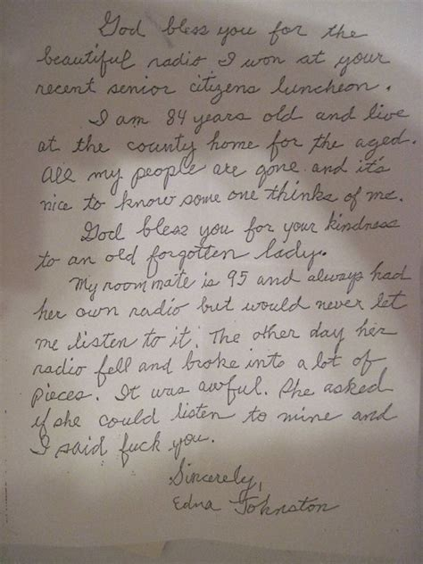appreciation letter to god rest home resident s thank you letter to god could inspire