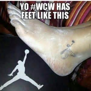 Ugly Feet Meme - ashy feet jokes kappit