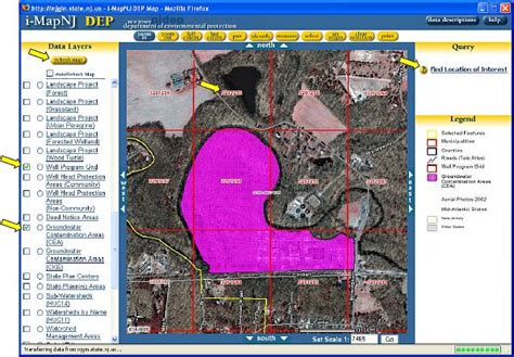 Njdep Number Search Njdep Srp Guidance Cea Biennial Certification Well Search Report