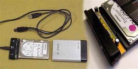 Hardisk Laptop Makassar ini dia cara murah buat disk eksternal dari disk bekas merdeka