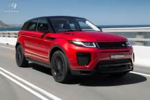 range rover evoque 2016 review motoring au