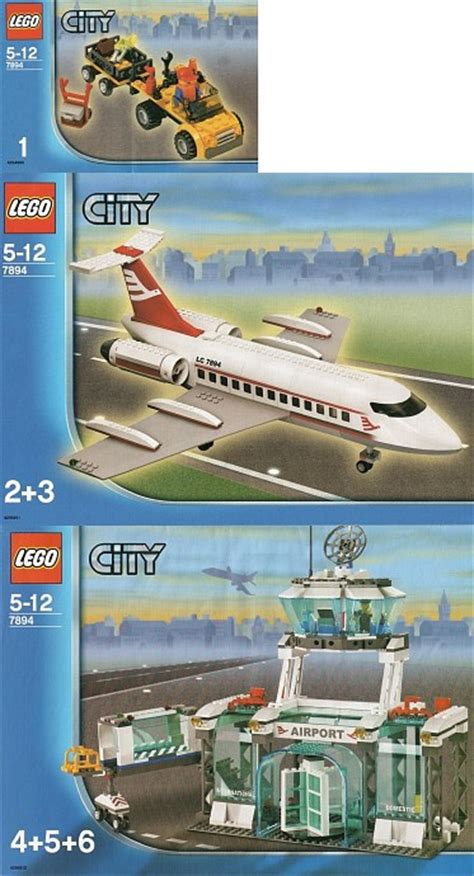 lego airport tutorial 7894 1 airport brickset lego set guide and database