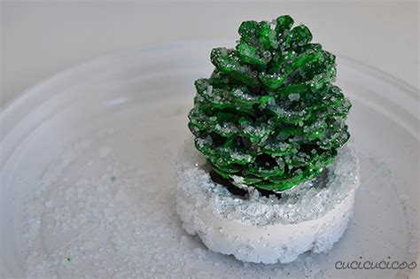 How To Make A Pine Tree Out Of Paper - make trees out of pine cones flickr photo