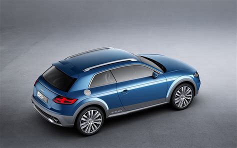 audi allroad shooting brake concept  widescreen exotic