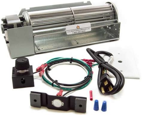 Superior Fireplace Blower Kit by Fbk 250 Blower Kit Superior Fireplace Blower Fan Kit B