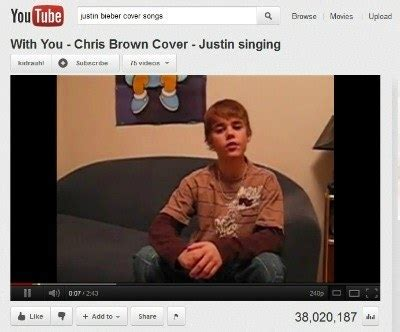 justin bieber my world songs youtube this is the first video ever uploaded to youtube glamour