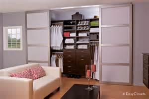 modern closet organization by easyclosets