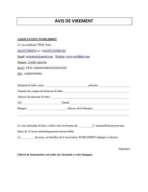 Demande De Virement Bancaire Lettre Type Resume Cover Letter Nursing Resume Cover Letter Quotes Resume Cover Letter Just Graduated