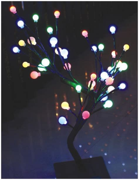 fy 003 b13 led christmas branch tree small led lights bulb