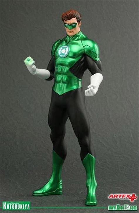 Dc Comics Artfx Plus Green Arrow 110 Scale kotobukiya dc comics green lantern new 52 artfx 1 10