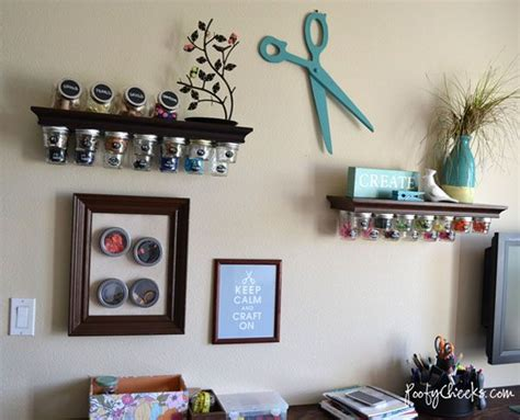 suministros salas craft room kelsey at poofy cheeks boutique pinterest