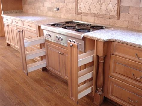 slide out spice racks for kitchen cabinets 17 best ideas about pull out spice rack on pinterest