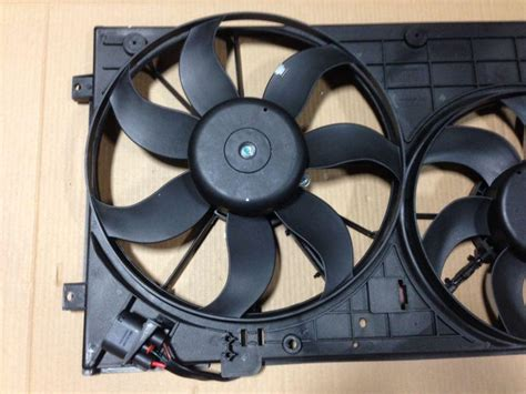 2007 jetta 2 5 radiator fan sell new oem replacement fan assy for volkswagen