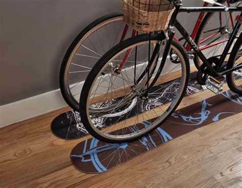 Mat Bike vip indoor parking spot for your bicycle velojoy