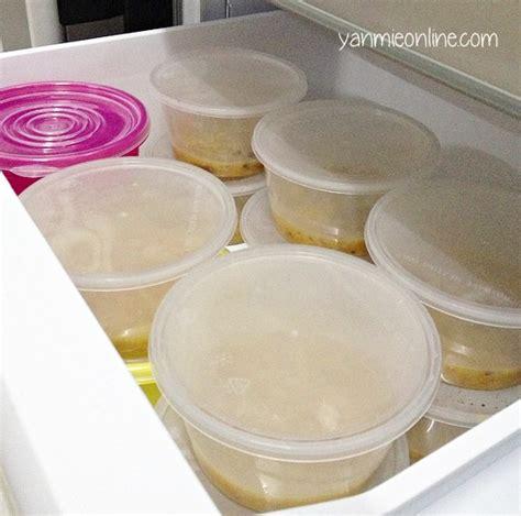 Blender Bubur Bayi resepi bubur nasi untuk bayi dan cara menyediakannya