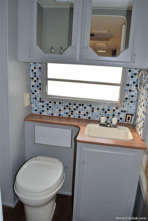 Rv Bathroom Remodeling Ideas by 55 Best Rv Bathroom Remodel Ideas Homecantuk