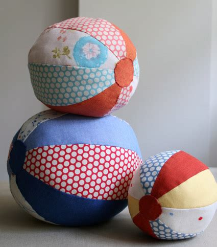 pattern for sewing a ball 20 diy baby toy projects for frugal and crafty parents