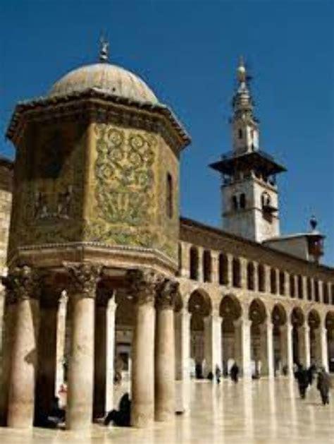 unforgettable visit  ummayad mosque damascus   top     damascus damascus