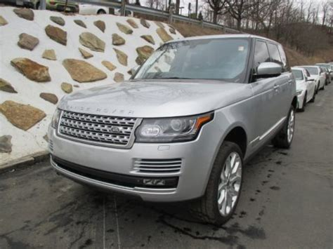 2014 range rover hse specs 2014 land rover range rover hse data info and specs