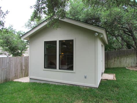 backyard offices homey backyard office traditional garage and shed