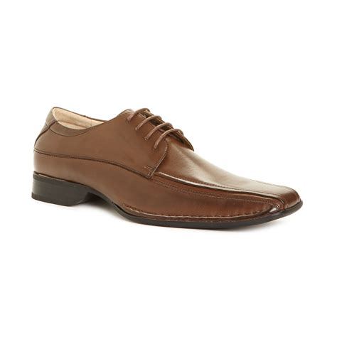 oxfords shoes steve madden madden shoes tell oxfords in brown for lyst