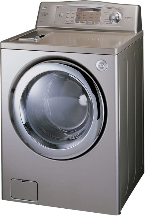 Front Door Washer Lg Wm2032hs 27 Inch Front Load Washer W 3 72 Cu Ft Capacity 7 Washing Programs 5