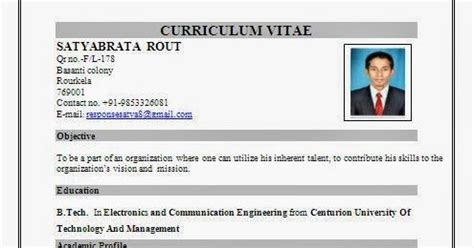 Call Center Resume Format by Call Center Resume Format