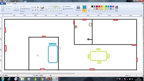software para desenhar plantas como fazer o desenho da planta de uma casa sem baixar