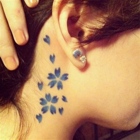 cherry blossom henna tattoo 40 beautiful cherry blossom tattoos nenuno creative