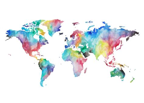 The World In Watercolor by Why You Should Travel While You Re In College College