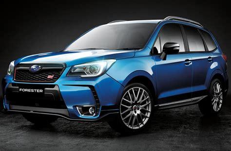 2020 Subaru Forester Turbo by 2020 Subaru Forester Turbo Interior Exterior Price