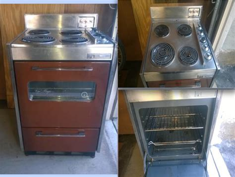Apartment Size Electric Stove Apartment Size 24 Inch Electric Stove 220v 80 Palatine