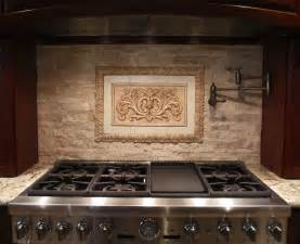 Kitchen Medallion Backsplash Tiles Backsplash Kitchen Studio Design Gallery Best Design