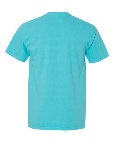 comfort colors pocket comfort colors garment dyed heavyweight short sleeve
