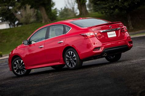 2017 Nissan Sentra Sr Turbo Revealed With A 188 Hp Turbo