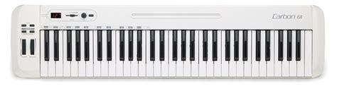 Samson Carbon 61 Usb Midi Controller 1 samson carbon 61 usb midi keyboard controller 61 key