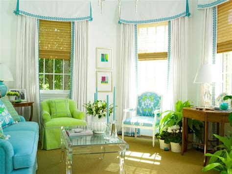 Living Room Ideas Green And Blue Green Blue Living Room Kate Byer Interior Design
