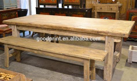 Meja Makan Kayu Palet meja makan kayu pallet desainrumahid