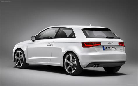 Audi A3 2013 by Audi A3 2013 Widescreen Car Wallpapers 14 Of 28