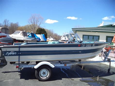 sylvan boats canada sylvan 16 1981 for sale for 2 850 boats from usa
