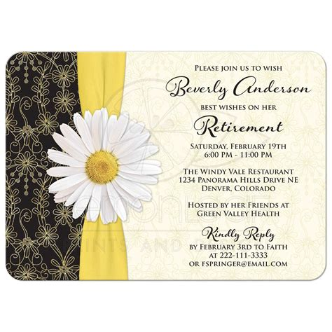 free retirement invitations templates retirement invitation wording invitations