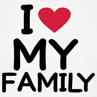 imagenes i love my family my family word images clipart panda free clipart images