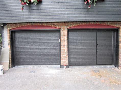 Pedestrian Garage Door by Pedestrian Door Door Doctor