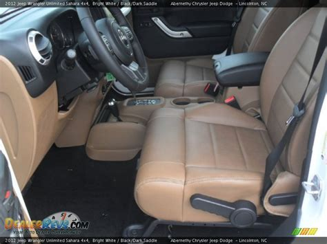 black saddle interior 2012 jeep wrangler unlimited