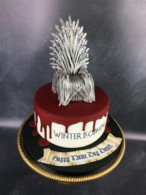 game thrones birthday cake mel amazing cakes